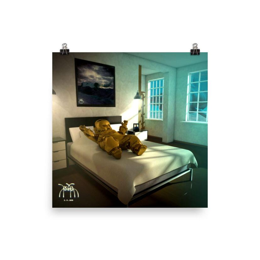 rivera_media_fine_art_high_quality_photo_paper_art_poster_print_surreal_my_room_dream_nightmare_art_by_david_rivera_riveramedia