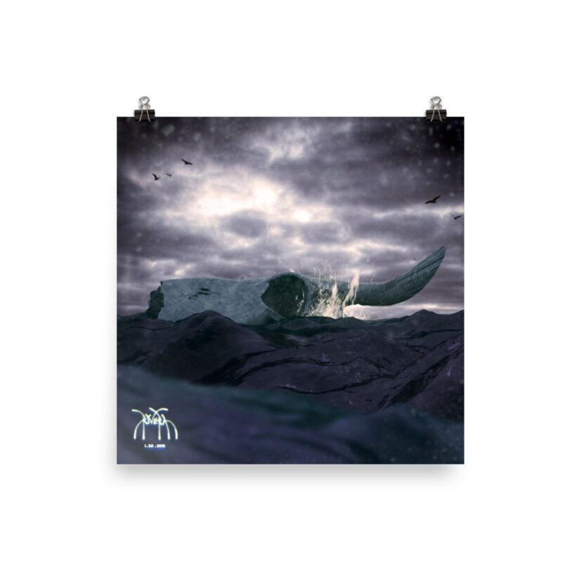 rivera_media_fine_art_high_quality_photo_paper_art_poster_print_surreal_skull_ocean_art_by_david_rivera_riveramedia