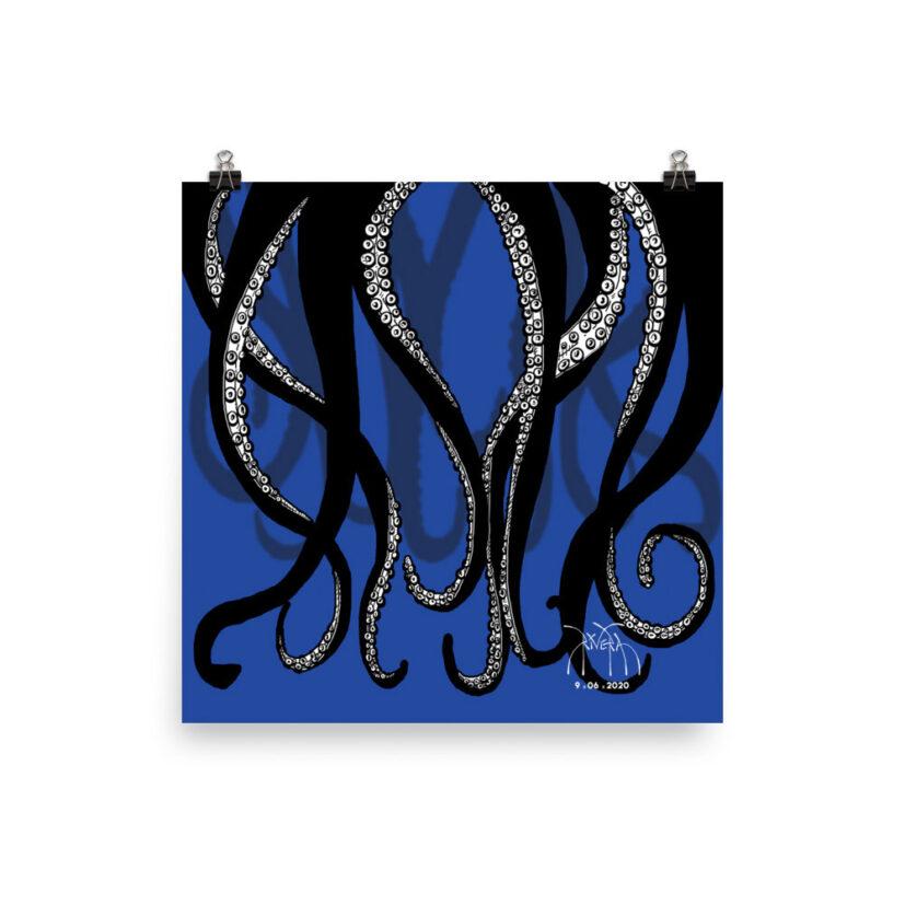 tentacles-matte-art-print-by-david-rivera-riveramedia-10x10